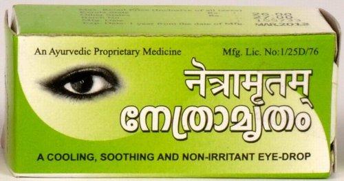 Kottakkal Netramritam Eye Drops