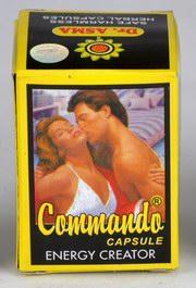 commando capsule