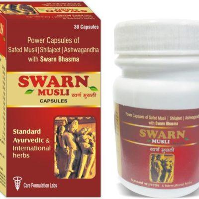 swarn musli capsules